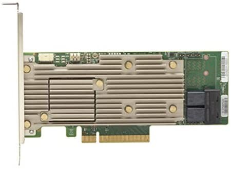 Broadcom MegaRAID 9460-8i - 12Gb/s SAS-3 / NVMe, x8 lane PCIe 3.1