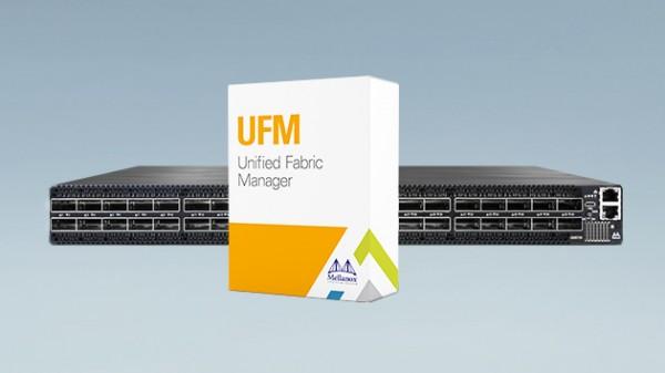 Nvidia(MELLANOX) UFM CYBER-AI For InfiniBand