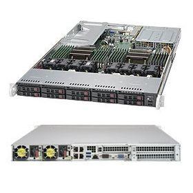 SYS-1029U-TRTP2 - 1U - Server Barebone