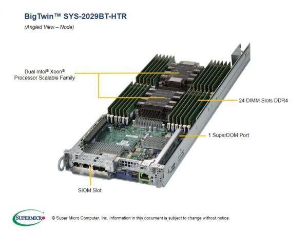 SYS-2029BT-HTR - Node