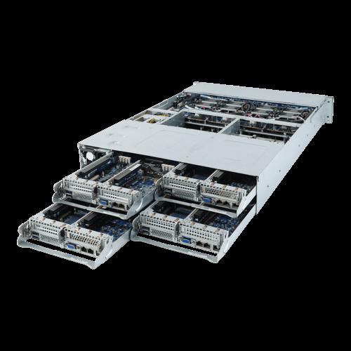 SYS-H252-Z10 - 2U 4 Nodes - Server-Barebone