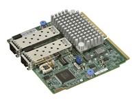 AOC-MTGN-i2S SIOM 2x SFP+ connectors 10Gbps Port Intel 82599ES