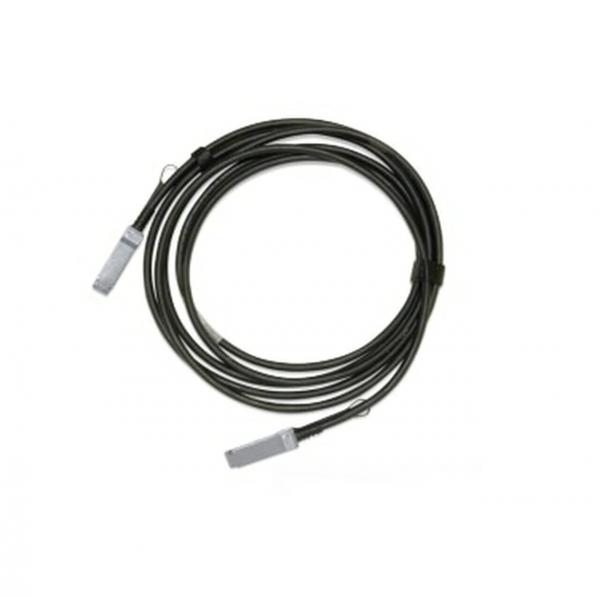 MCP1600-E002E30 - NVIDIA Passive Copper cable, IB EDR, up to 100Gb/s, QSFP28, 2m, Black, 30AWG