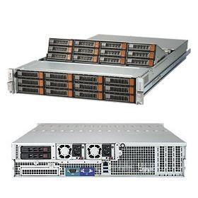 SSG-6029P-E1CR24H - 2U - Storage Server Barebone