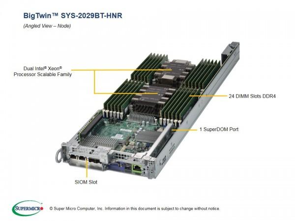 SYS-2029BT-HNR - Node
