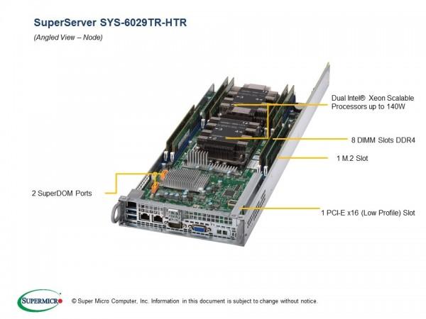 SYS-6029TR-HTR - Node