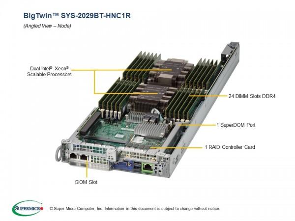 SYS-2029BT-HNC1R - Node
