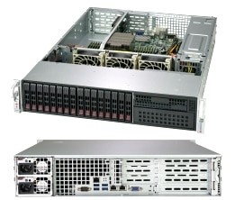 SYS-2113S-WTRT - 2U - Server Barebone