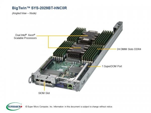 SYS-2029BT-HNC0R - Node