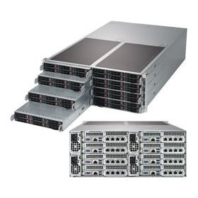 SYS-F619P2-RC0 - 4U 8 Nodes - Server Barebone