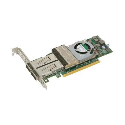 AOC-S100G-i2C 2xQSFP28 100G/port Intel FM10420