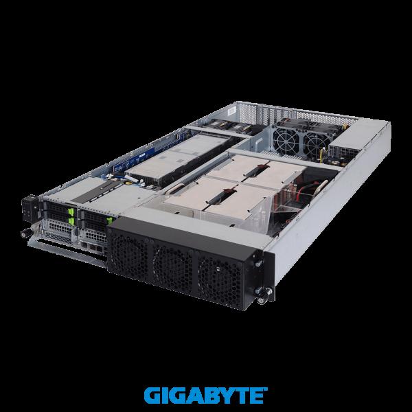 SYS-G262-ZR0 - 2U - NVIDIA HGX 4x 80GB A100 Server