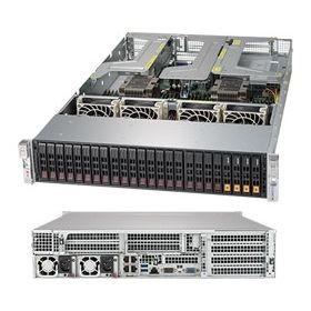 SYS-2029UZ-TR4+ - 2U - Ultra Server Barebone