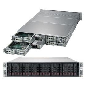 SYS-2029TP-HC1R - 2U 4 Nodes - Server Barebone