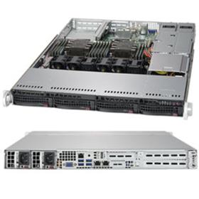 SYS-6019P-WTR - 1U - Server Barebone