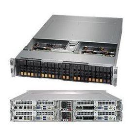 SYS-2123BT-HNC0R - 2U 4 Nodes - Server Barebone