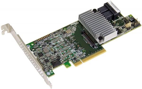 Broadcom MegaRAID 9361-8i - 12Gb/s SAS, x8 lane PCIe 3.0