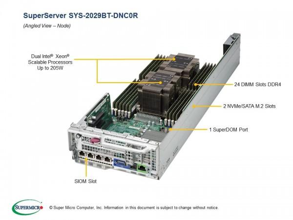 SYS-2029BT-DNC0R - Node