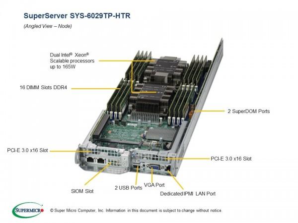 SYS-6029TP-HTR - Node