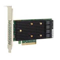 Broadcom HBA 9500-16i Tri-Mode - SATA 6Gb/s / SAS 12Gb/s / PCIe 4.0 (NVMe)