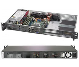 SYS-5019D-FTN4 - 1U - Server Barebone
