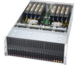 SYS-4124GS-TNR - 4U - Server Barebone