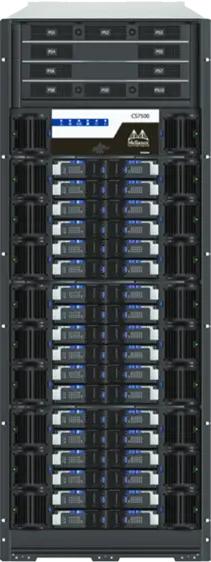 NVIDIA MCS7500 130Tb/s 648-Port EDR InfiniBand Smart Director Switch
