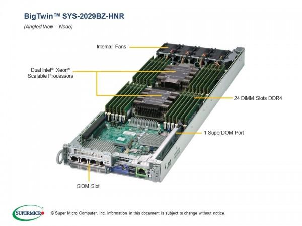SYS-2029BZ-HNR - Node