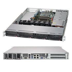 SYS-5019S-W4TR - 1U - Server Barebone