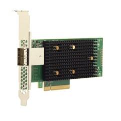 Broadcom HBA 9400-8e Tri-Mode - SATA 6Gb/s / SAS 12Gb/s / PCIe 3.1