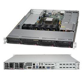 SYS-5019P-WTR - 1U - Server Barebone