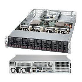 SYS-2029U-TR4 - 2U - Server Barebone