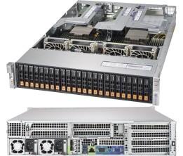 SYS-2123US-TN24R25M - 2U - Server Barebone
