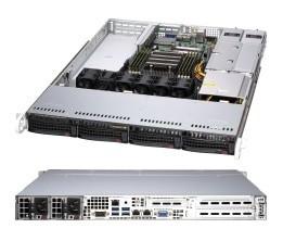 SYS-1014S-WTRT - 1U - Server Barebone