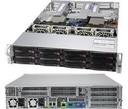 SYS-2024US-TRT - 2U - Server Barebone