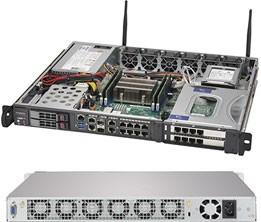 SYS-1019D-14CN-FHN13TP - 1U- Server Barebone