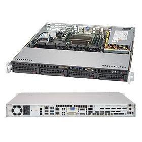 SYS-5019S-M2 - 1U - Server Barebone