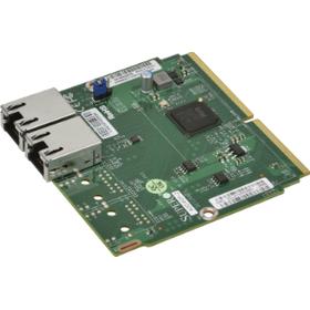AOC-MGP-i2 SIOM 2x RJ45 1Gbps Port Intel i350 Controller