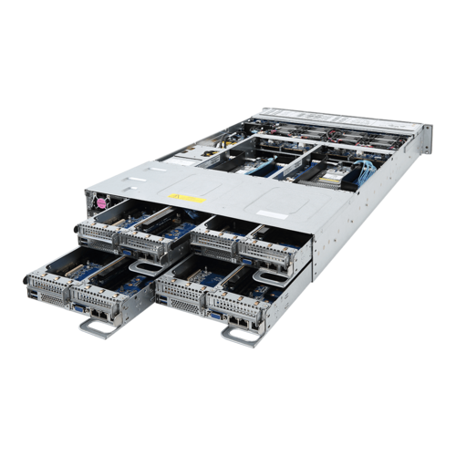 SYS-H261-Z61 - 2U 4 Nodes - Server-Barebone (rev. A00)