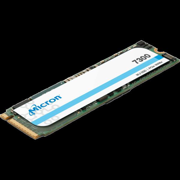 Micron 7300 MAX 400GB,PCIe NVMe, M.2 22x80mm, 3D TLC,3DWPD