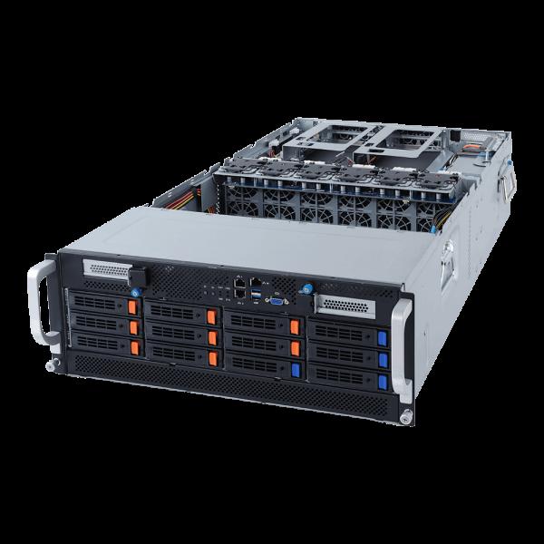 SYS-G492-Z50 - 4U - Server-Barebone