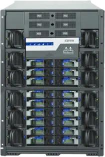 NVIDIA MCS7510 65Tb/s 324-Port EDR InfiniBand Smart Director Switch