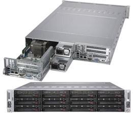 SYS-6029TR-DTR - 2U 2 Nodes - Server Barebone