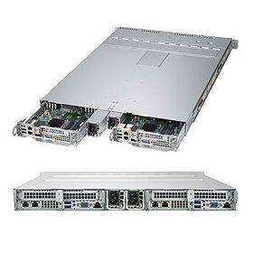 SYS-1029TP-DC1R - 1U 2 Nodes - Server Barebone