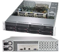 SYS-2013S-C0R - 2U - Server Barebone
