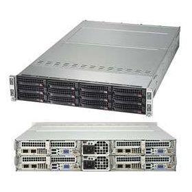 SYS-6029TP-HC0R - 2U 4 Nodes - Server Barebone