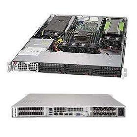 SYS-5019GP-TT - 1U GPU Server Barebone